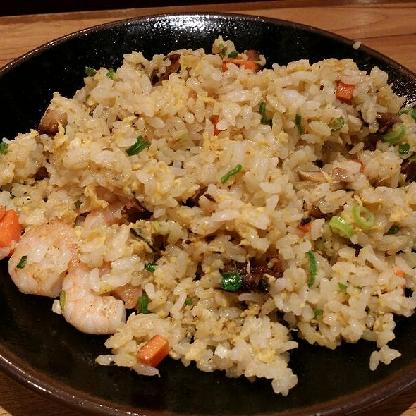 Black Pig Fried Rice