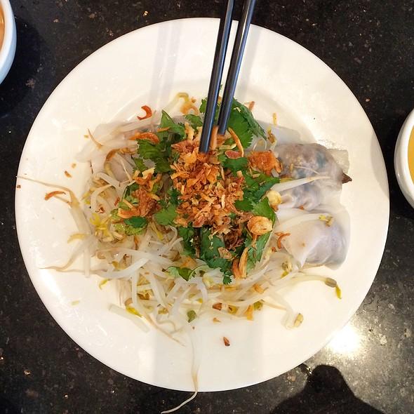 Banh Cuon @ Linh Restaurant