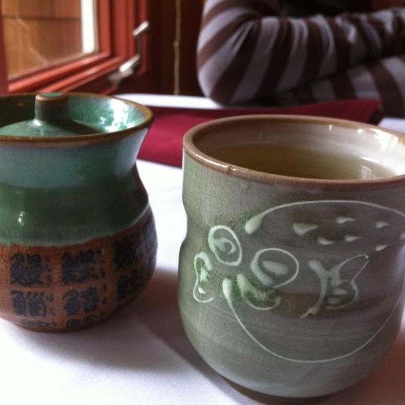 Tea @ Tokyo Japanese Restaurant