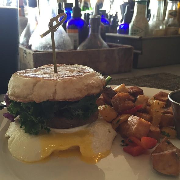 fried egg sandwich - The Cedars Social, Dallas, TX