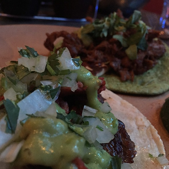 Campechano Taco - Machete Tequila + Tacos, Denver, CO