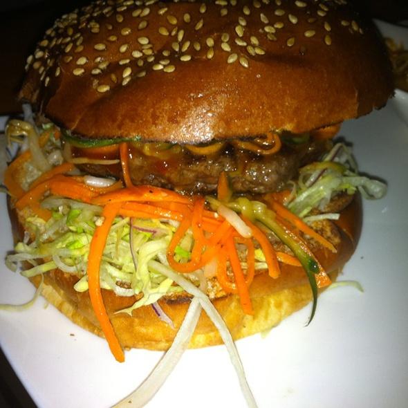 Bulgogi Burger @ Social Eatz