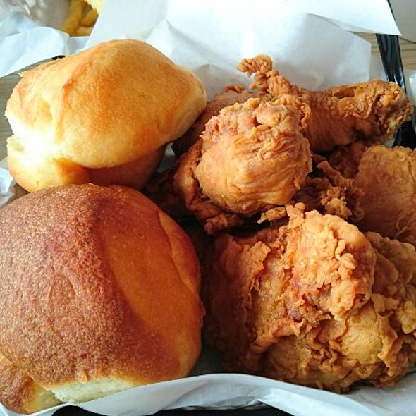 4 Piece Combo (Dark Meat)