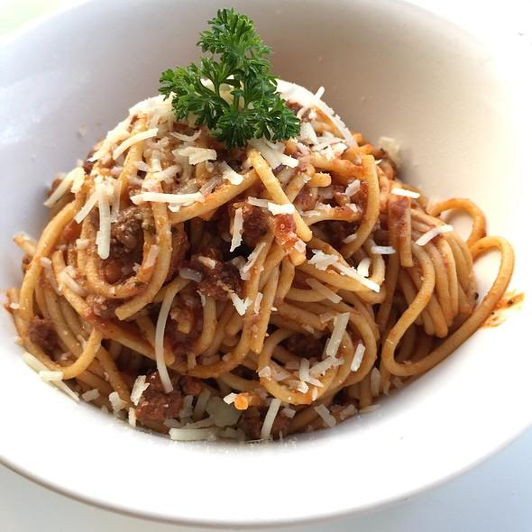 Spaghetti Kids Meal  @ Aristos Waterfront Rottnest