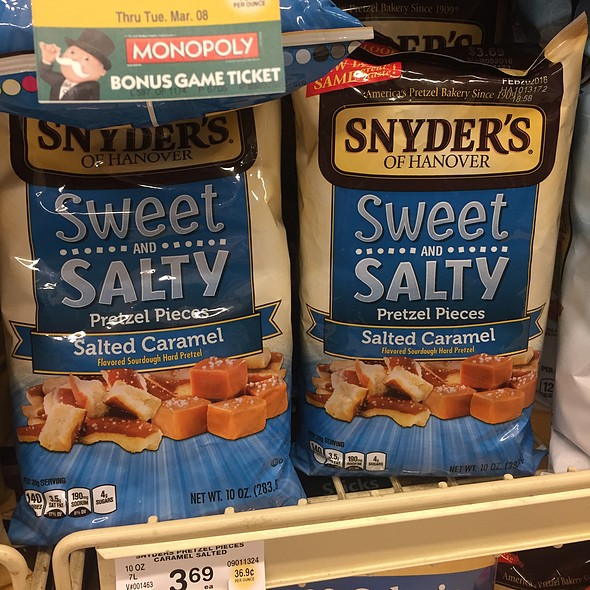 Sweet & Salty @ Safeway