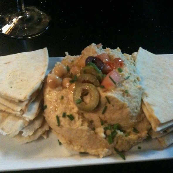 Hummus @ Mosaic Modern Fusion Cuisine