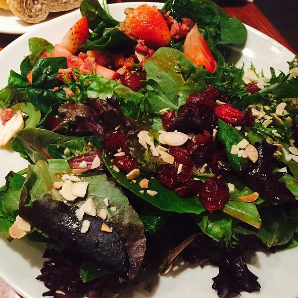 Two Salad Combo @ La Madeline
