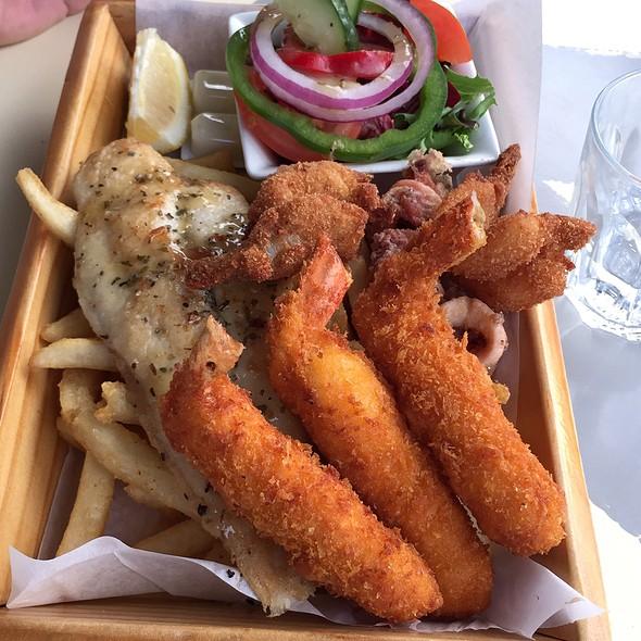 Seafood Basket @ Aristos Waterfront Rottnest