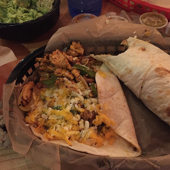Chicken Fajita @ Torchy's Tacos
