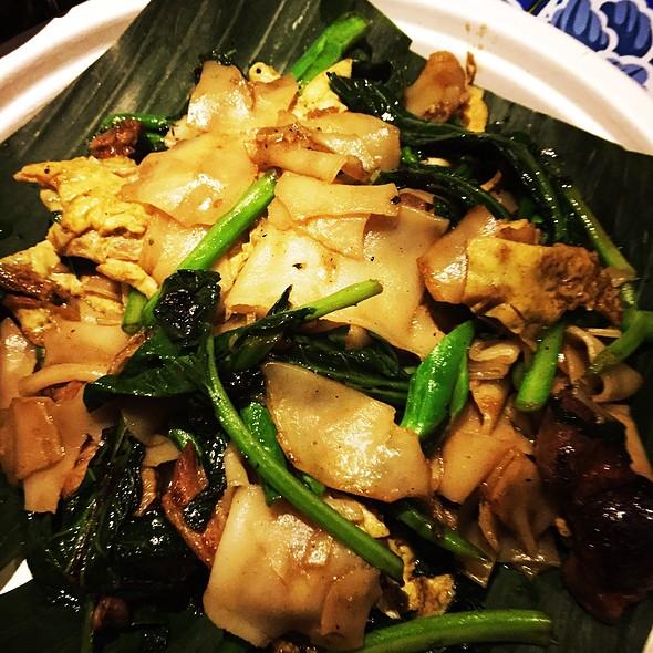 Phat Sii Ew @ Pok Pok Phat Thai