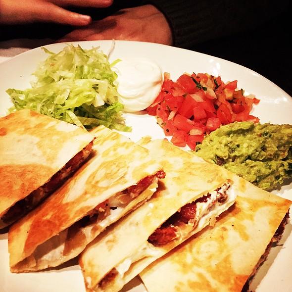 Chorizo Quesadilla @ Alma