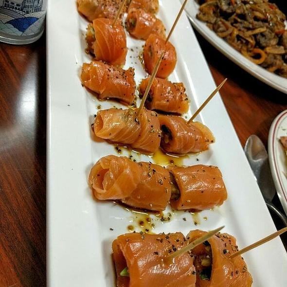 Smoked salmon @ Mi Casa Es Su Casa
