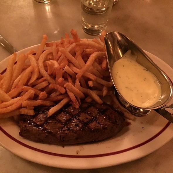 Steak-Frites - Schiller's Liquor Bar, New York, NY