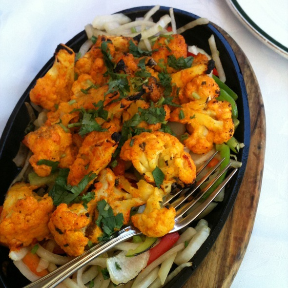 Tandoori Cauliflower @ Banjara Indian Cuisine
