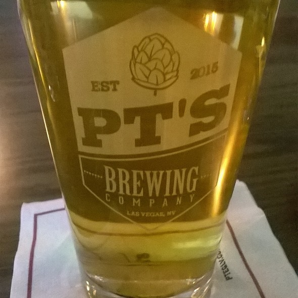 Horizon ale @ PT's Brewing Company