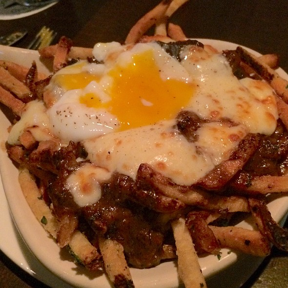 Beef Cheek Poutine @ Haven Gastropub