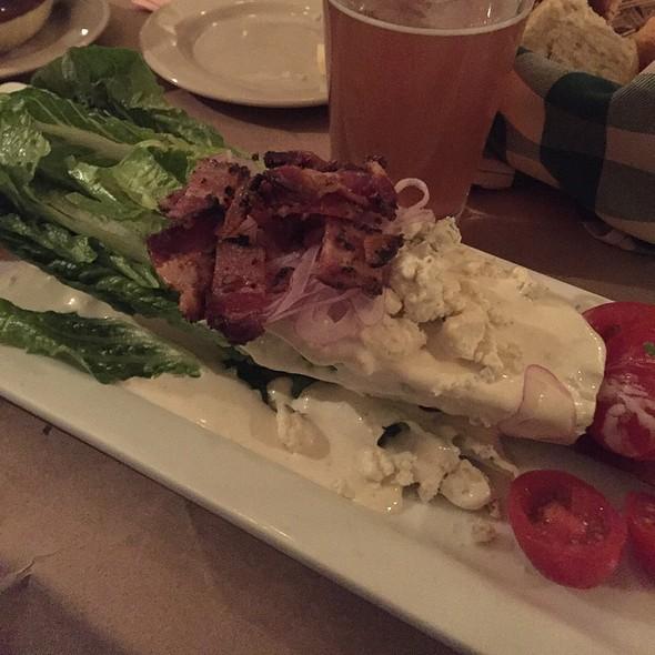 Wedge Salad @ Common Man Lincoln