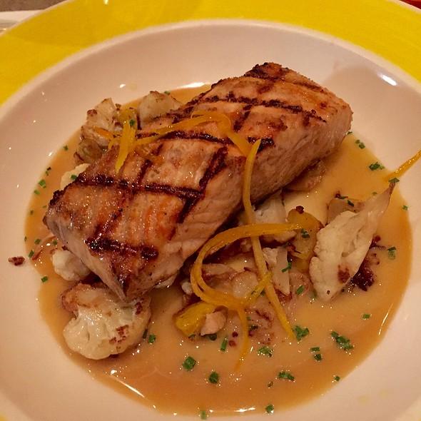 Roasted Salmon - Nizza - NYC, New York, NY