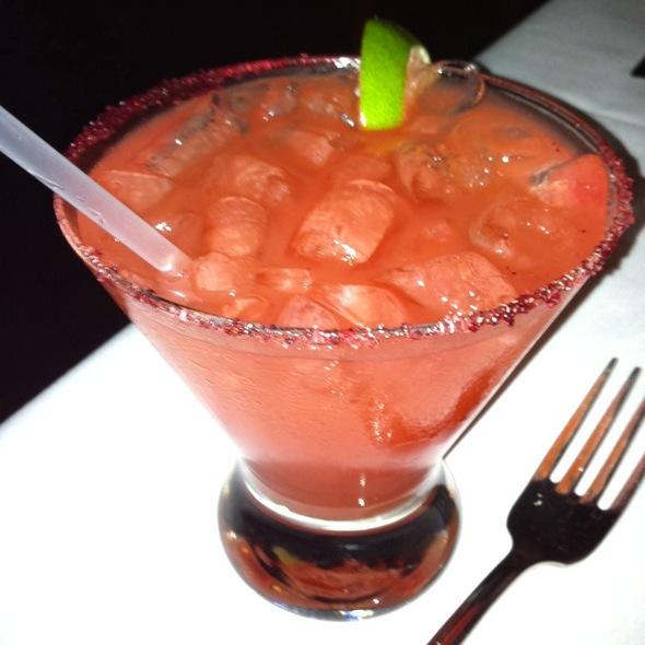 Blood Orange Margarita @ San Angel Inn Restaurante