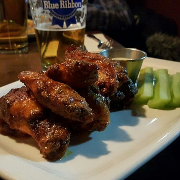 House-Smoked Mesquite Wings - Union Social Eatery, Mississauga, ON