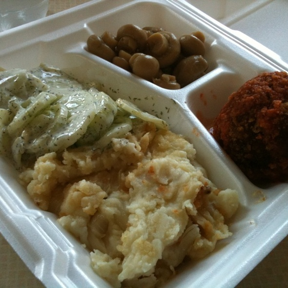 Polish Food @ North Market (Kiosk)