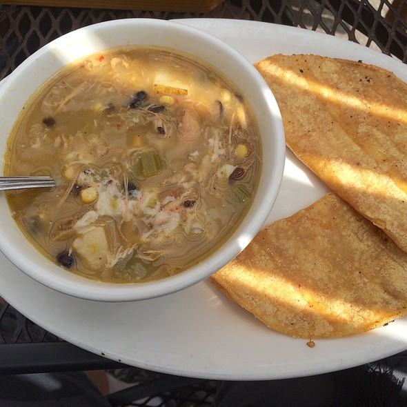 Famous Brewhaus Green Chili Stew