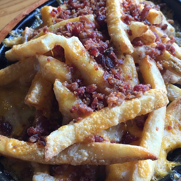 Loaded Texas Fries, Appetizers  @ Chili's