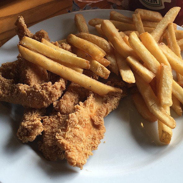 Crispy Chicken Crispers @ Chili's