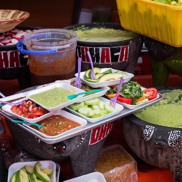 Salad Bar @ Mercado Benito Juárez