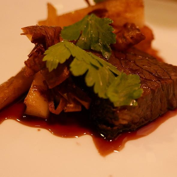 Wagu beef stew @ AQ Restaurant & Bar