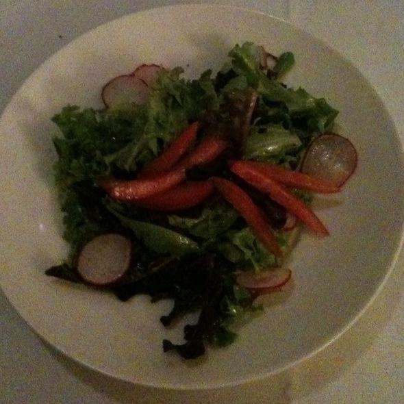 Field Green Salad - City Cafe, Dallas, TX