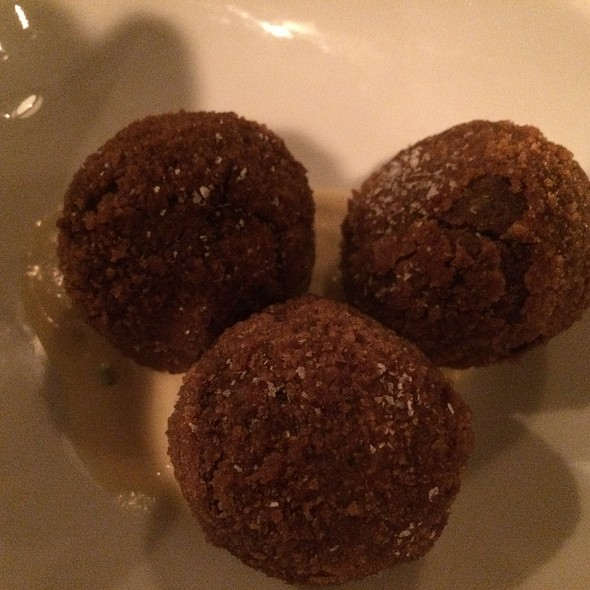 Fried Meatball @ Resto