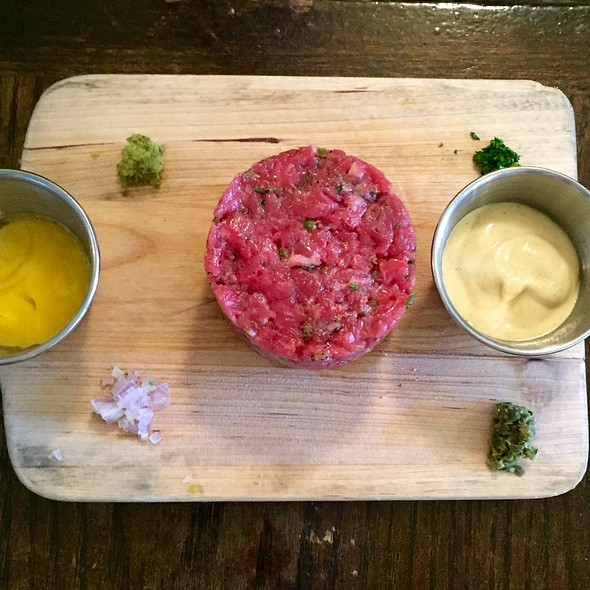 Beef Tartare - Fada Bistro, Brooklyn, NY