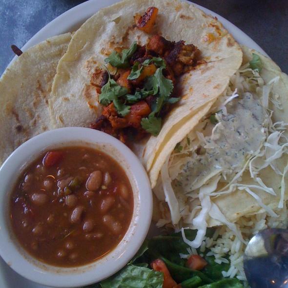 Tacos & A Cheese Quesadilla @ Beto's Comida Latina