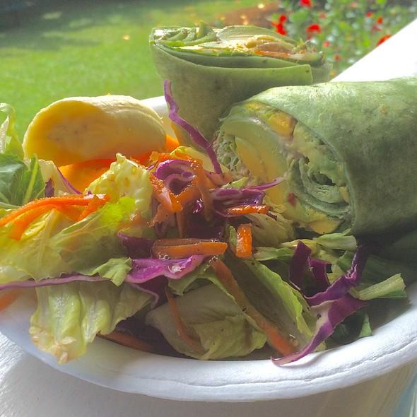 Avocado Roll @ What's Shakin