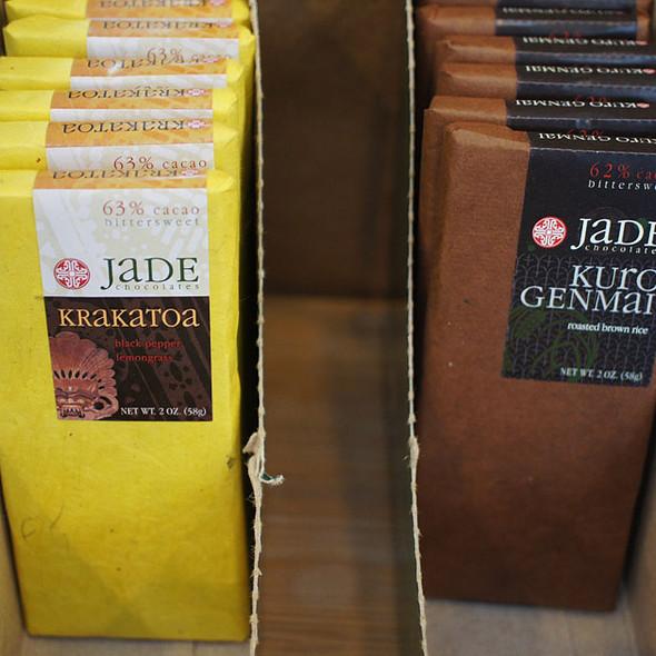 Jade Chocolates @ SF Chocolate Salon
