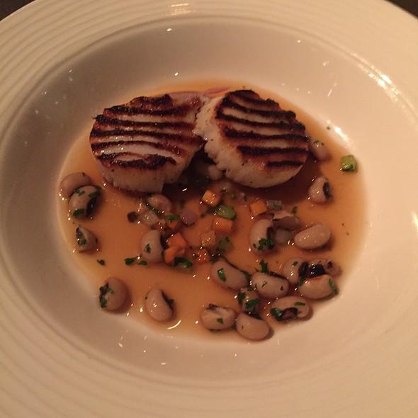 Seared Sea Scallops @ La Toque Restaurant