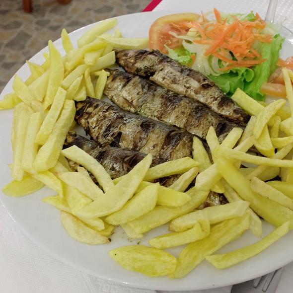 Grilled Sardines @ Restaurante Ruca