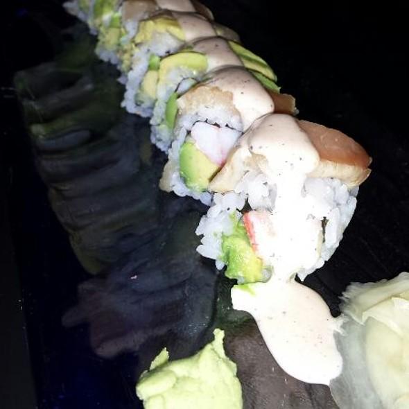 Godzilla roll - Sakura Garden Japanese Restaurant, Glastonbury, CT