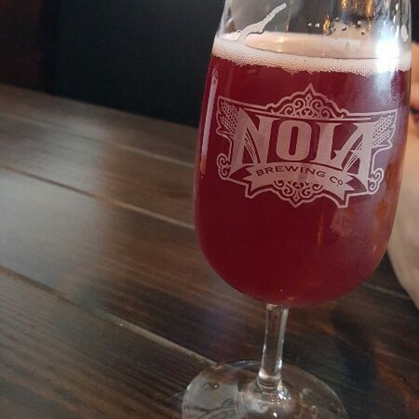 Boysen the Wood Sour Ale @ Nola Brewery
