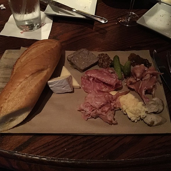 Assorted Cured Meats And Sausages @ Be Our Guest (Magic Kingdom)
