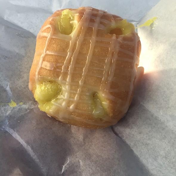 Assorted Fruit Kolaches @ Golden Kolache Bakery