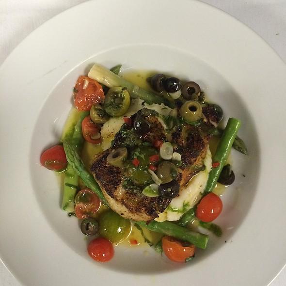 Violette Restaurant Seabass Foodspotting