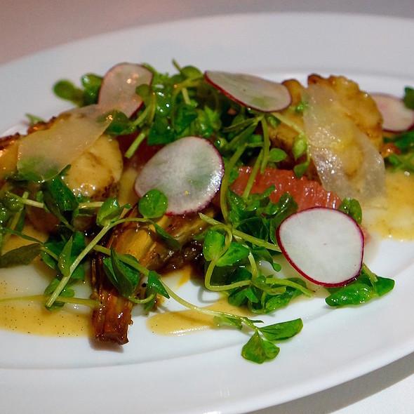 Sea Scallops @ Restaurant Naha