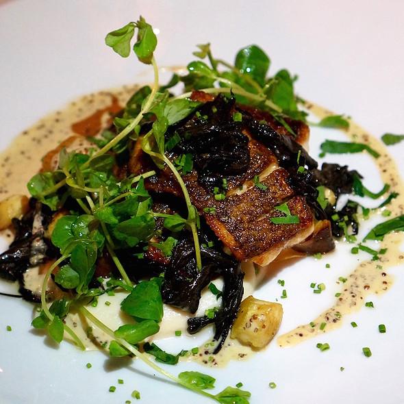 Great Lakes Whitefish @ Restaurant Naha