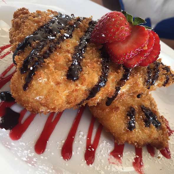 Fried Cheesecake @ Beer Market Co.