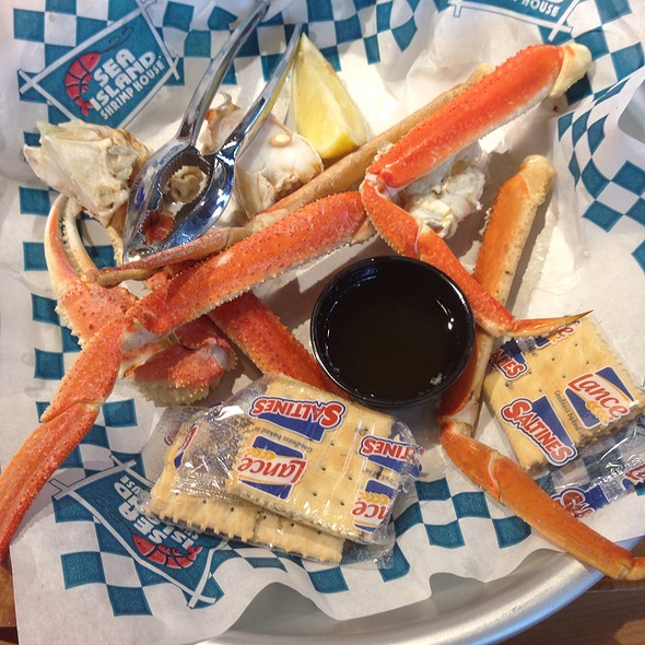 Snowcrab Legs @ Sea Island Shrimp House