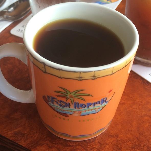 Mug Of Coffee - Fish Hopper - Kailua-Kona, Kailua, HI