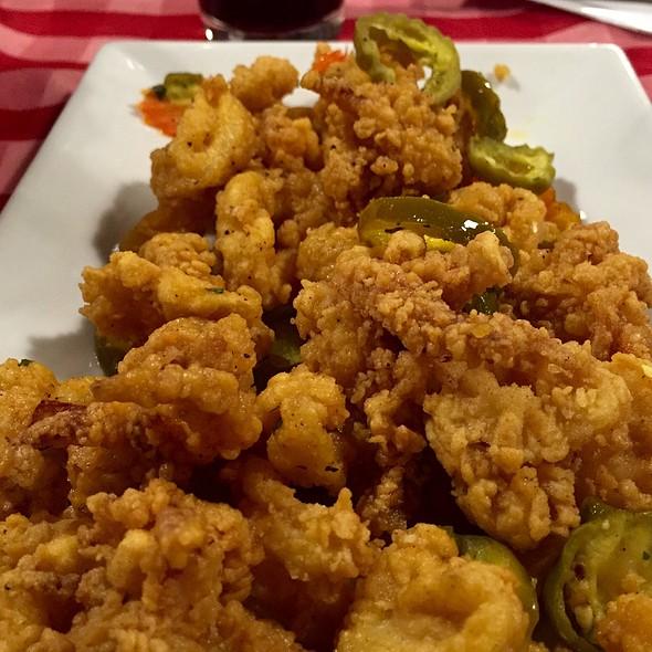 Fried Calamari @ Durgin-Park