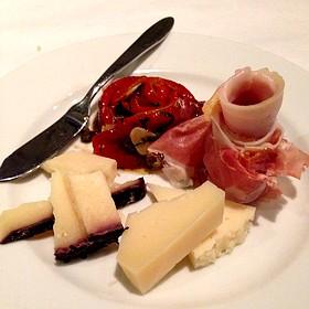 Piave, Prosciutto, Asiago